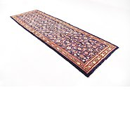 Link to 4' x 11' 6 Farahan Persian Runner Rug