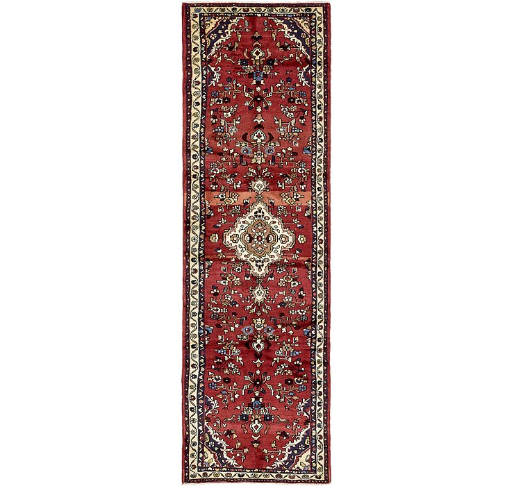 3' 2 x 10' 6 Mehraban Persian Runner...