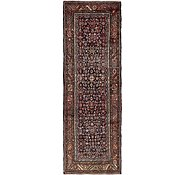 Link to 3' 7 x 10' 5 Hossainabad Persian Runner Rug