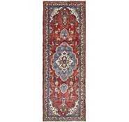 Link to 100cm x 272cm Mehraban Persian Runner Rug