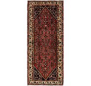 Link to 3' 10 x 9' 2 Hossainabad Persian Runner Rug