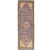Link to 3' 6 x 10' 4 Farahan Persian Runner Rug