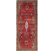 Link to 3' 10 x 9' Hamedan Persian Runner Rug