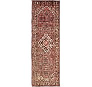 Link to 105cm x 325cm Hossainabad Persian Runner Rug