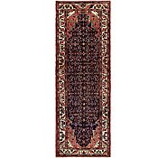 Link to 3' 7 x 9' 6 Hossainabad Persian Runner Rug