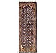 Link to 3' 5 x 10' 5 Farahan Persian Runner Rug