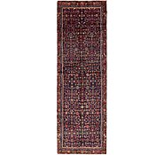 Link to 3' 3 x 10' 4 Hossainabad Persian Runner Rug