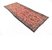 Link to 3' 6 x 9' 2 Hamedan Persian Runner Rug