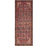 Link to 3' 10 x 9' 9 Hossainabad Persian Runner Rug