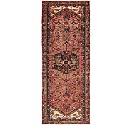 Link to 3' 7 x 9' 9 Zanjan Persian Runner Rug