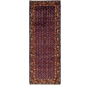 Link to 3' 6 x 9' 9 Hossainabad Persian Runner Rug