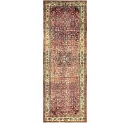 Link to 107cm x 307cm Hossainabad Persian Runner Rug