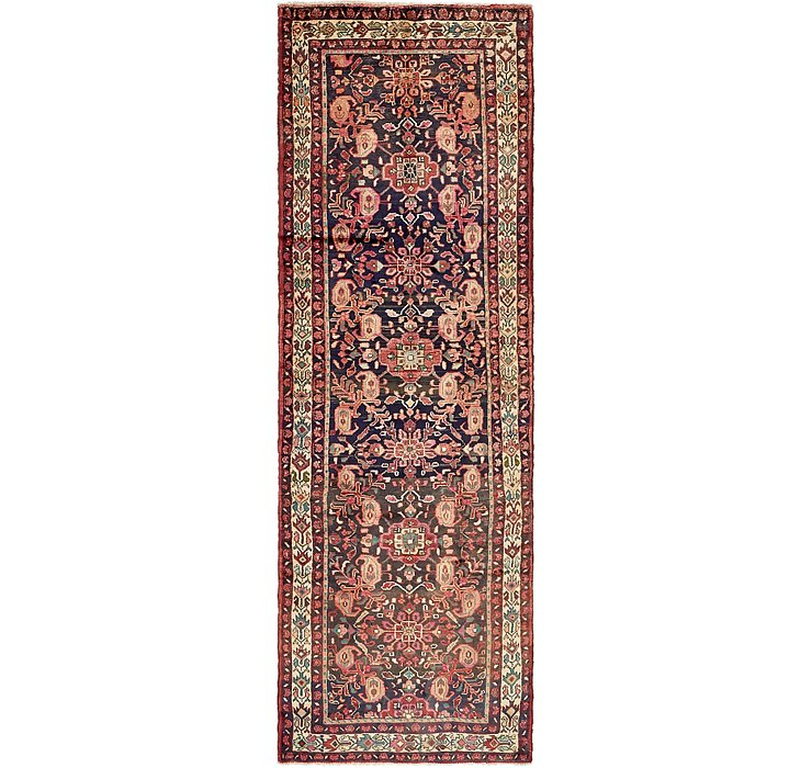 105cm x 292cm Nanaj Persian Runner Rug