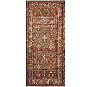 Link to 3' 9 x 8' 3 Hossainabad Persian Runner Rug