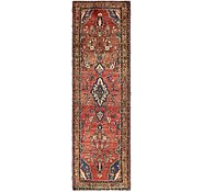 Link to 2' 10 x 9' 8 Khamseh Persian Runner Rug