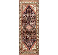 Link to 3' 5 x 9' 7 Hossainabad Persian Runner Rug
