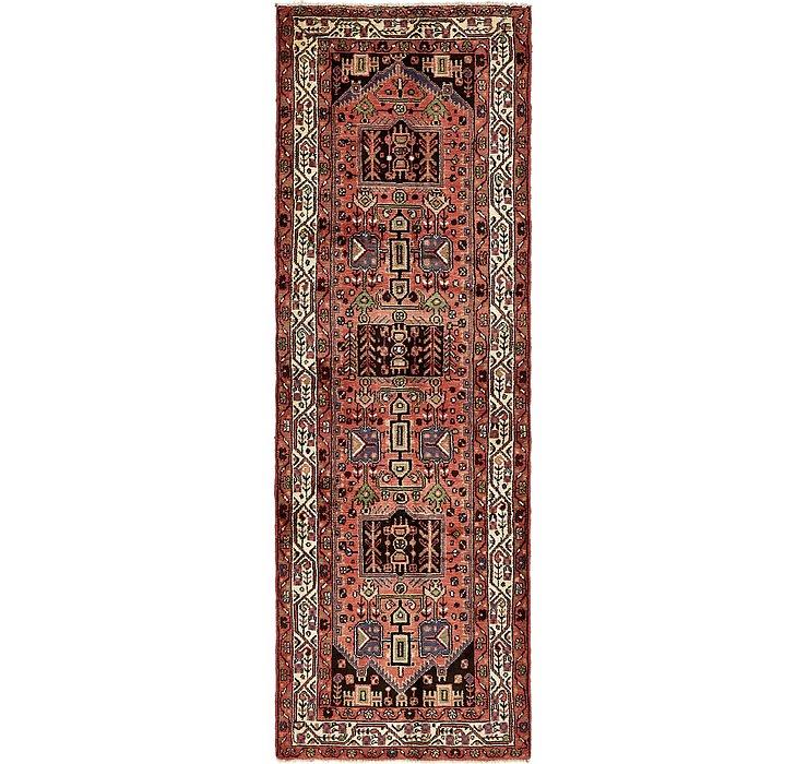 105cm x 297cm Saveh Persian Runner Rug