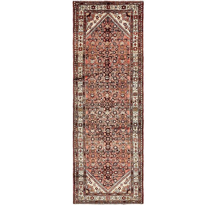 3' 5 x 10' 4 Hossainabad Persian Run...