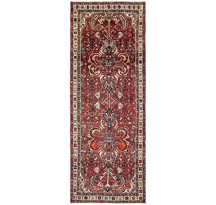 107cm x 287cm Songhor Persian Runner ...