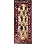 Link to 3' 7 x 8' 10 Koliaei Persian Runner Rug