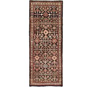 Link to 115cm x 295cm Hossainabad Persian Runner Rug