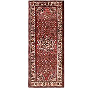 Link to 122cm x 290cm Hossainabad Persian Runner Rug