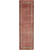 Link to 3' 6 x 12' Farahan Persian Runner Rug