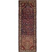 Link to 3' 8 x 11' 4 Hamedan Persian Runner Rug