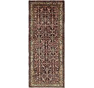 Link to 117cm x 287cm Hossainabad Persian Runner Rug