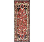 Link to 3' 7 x 9' 7 Khamseh Persian Runner Rug