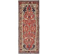 Link to 110cm x 292cm Khamseh Persian Runner Rug
