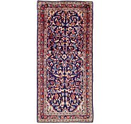 Link to 4' 2 x 9' Farahan Persian Runner Rug