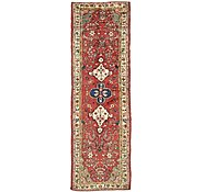 Link to 3' x 9' 9 Hamedan Persian Runner Rug
