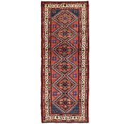 Link to 3' 6 x 9' 6 Chenar Persian Runner Rug