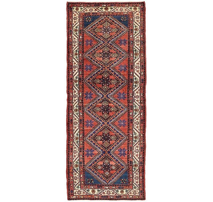 3' 6 x 9' 6 Chenar Persian Runner Rug