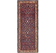Link to 3' 10 x 9' 8 Hossainabad Persian Runner Rug