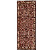 Link to 3' 3 x 8' 4 Hossainabad Persian Runner Rug