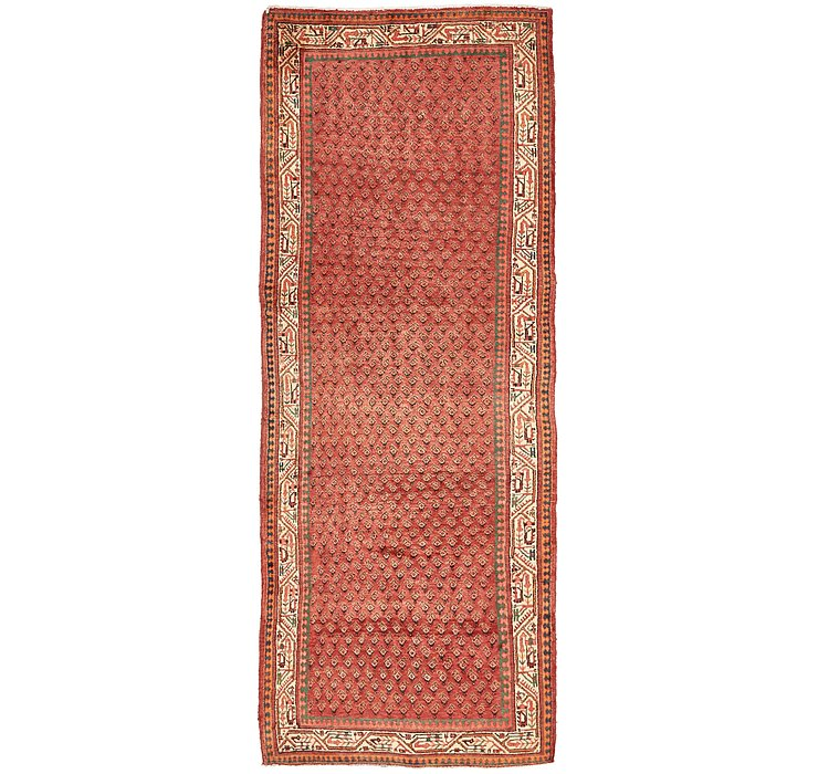 3' 11 x 10' 8 Botemir Persian Runner ...
