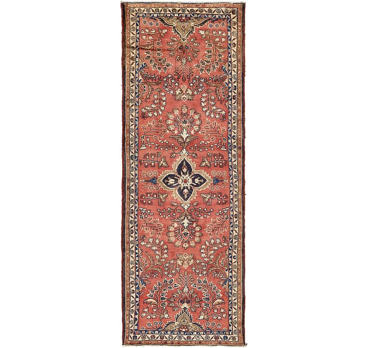 3' 5 x 9' 10 Liliyan Persian Runner ...