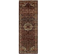 Link to 3' 5 x 10' 4 Hossainabad Persian Runner Rug