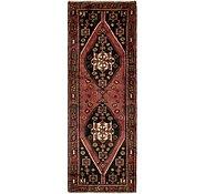 Link to 115cm x 323cm Mazlaghan Persian Runner Rug