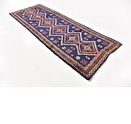 Link to 3' 7 x 9' 9 Mahal Persian Runner Rug