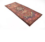 Link to 4' 3 x 10' Gholtogh Persian Runner Rug
