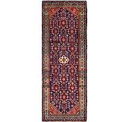 Link to 112cm x 297cm Hamedan Persian Runner Rug