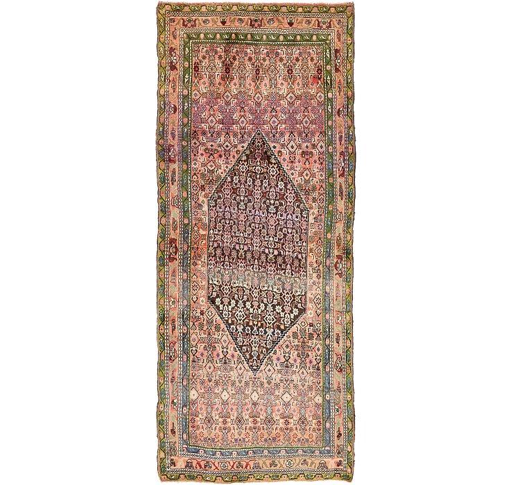 4' 7 x 9' 9 Bidjar Persian Runner Rug