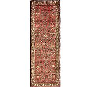 Link to 3' 6 x 10' 1 Hossainabad Persian Runner Rug
