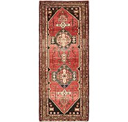 Link to 3' 9 x 8' 8 Hamedan Persian Runner Rug