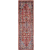 Link to 3' 4 x 11' Farahan Persian Runner Rug