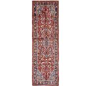Link to 3' 4 x 11' Farahan Persian Runner Rug