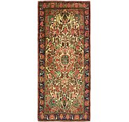 Link to 3' 9 x 8' 4 Koliaei Persian Runner Rug